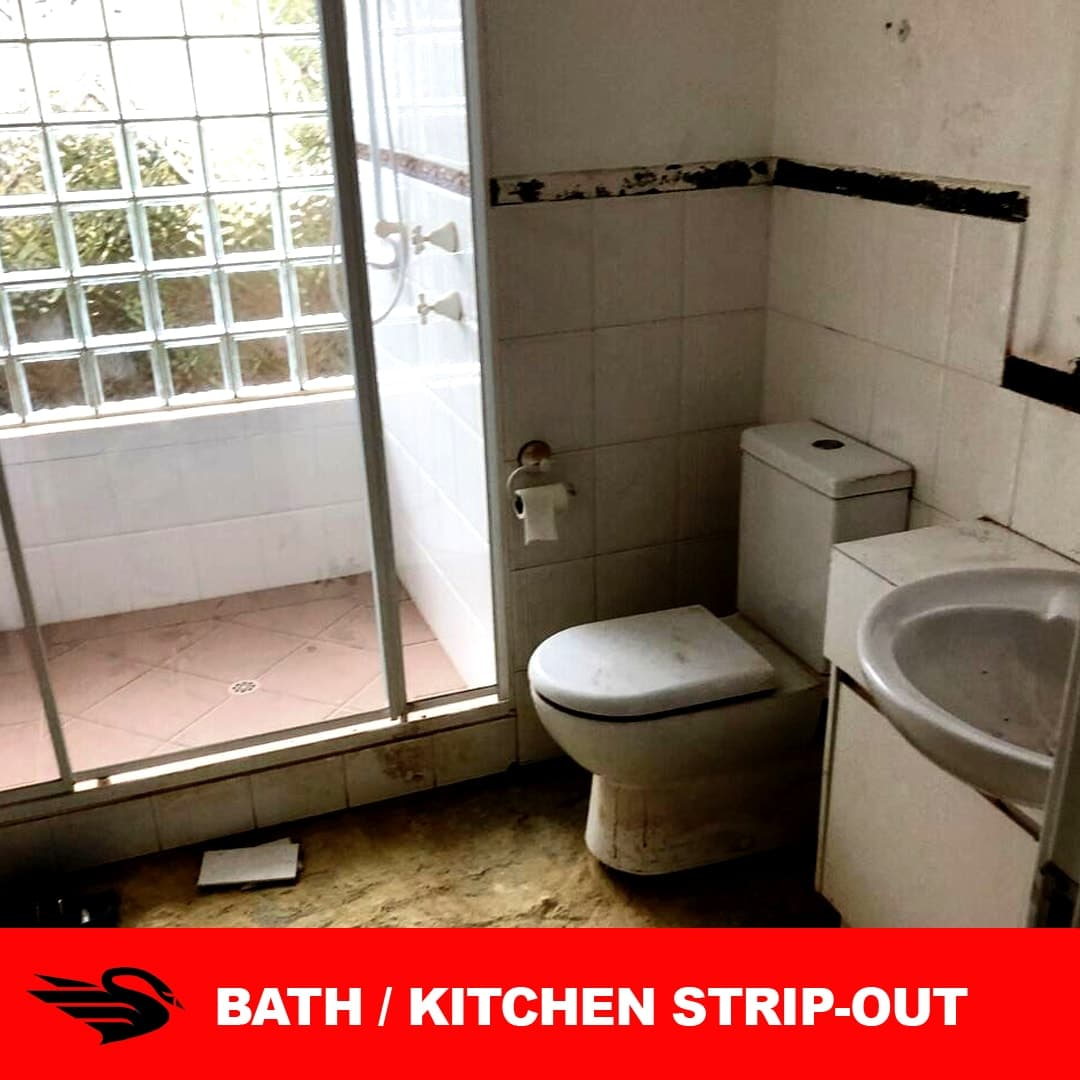 Bathroom Strip-out
