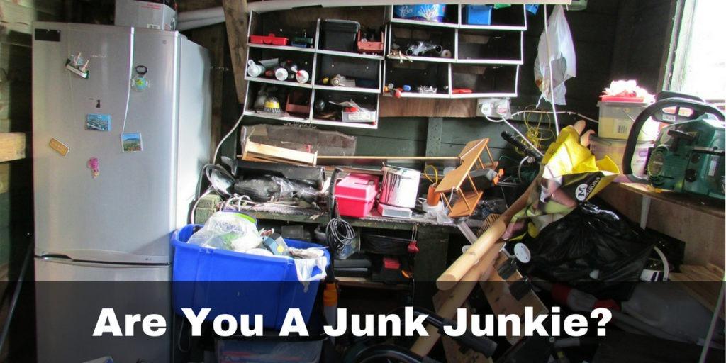 Junk Inside A Home
