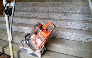 stair patching