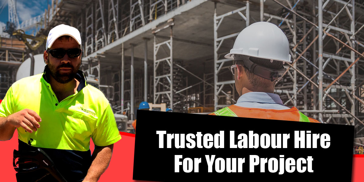 labour hire for construction industry